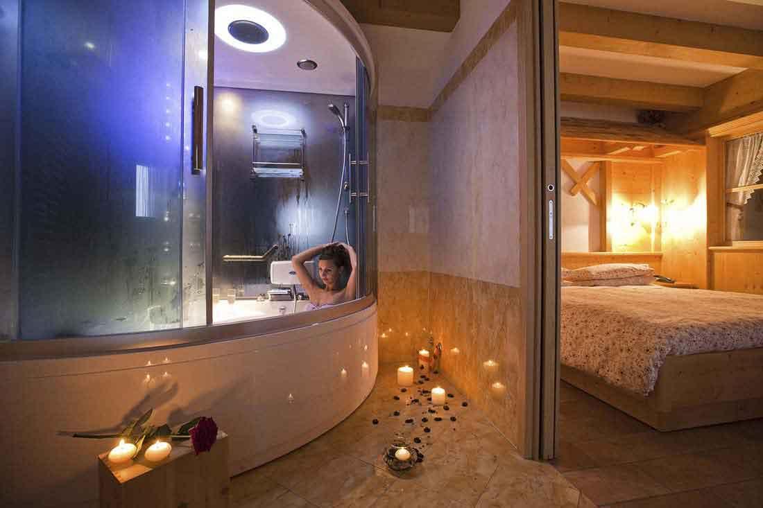 Albergo San Rocco – Hotel a Pejo in Val di Sole nel Trentino nel Parco Nazion...